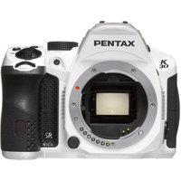 Pentax K-30 Digital SLR Camera - Body Kit White