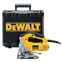 Dewalt Heavy Duty Variable Speed Top Handle Jig Saw Kit DW331K