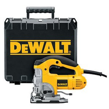 Dewalt Heavy Duty Variable Speed Top Handle Jig Saw Kit DW331K