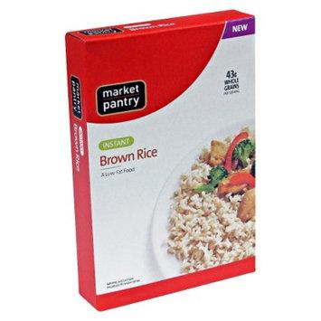 market pantry Market Pantry Instant Brown Rice 14 oz