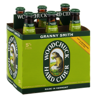 Woodchuck Hard Cider Granny Smith - 6 PK