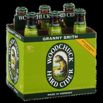Woodchuck Hard Cider Granny Smith - 6 PK