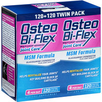 Osteo Bi-Flex Joint Shield Formula w/5-Loxin with MSM 240 CT
