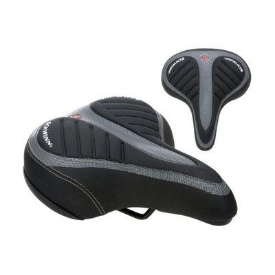 Schwinn Pillow Top Bike Seat - Black