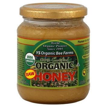 Y.S. Organic Honey Y S Organic Honey, 16 Ounce -- 6 per case.