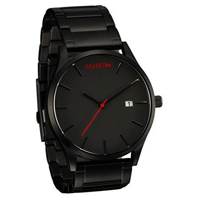 MVMT Watches Classic Black/Black