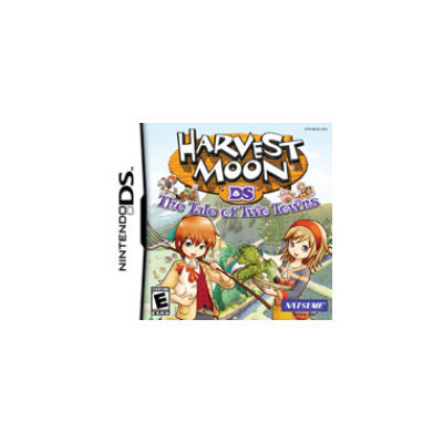 Natsume Harvest Moon: The Tale of Two Towns