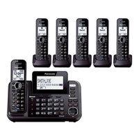 Panasonic KX-TG9546B 6 Handset Cordless Phone