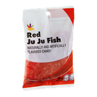 Ahold Red Ju Ju Fish Candy