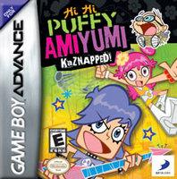 D3 Publisher of America Hi Hi Puffy Ami Yumi