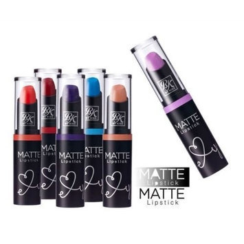 Ruby Kisses Ultra Matte Super Rich Lipstick 3.5g/0.12oz (RMLS33 HEART BEAT)