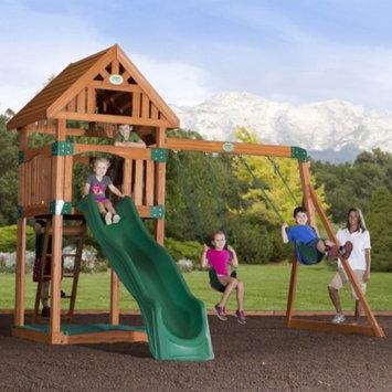 Backyard Discovery Adventure Playsets Trek All Cedar Swingset