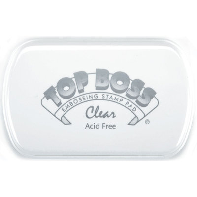 Clearsnap Top Boss Embossing Pad