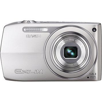 Casio Exilim EX-Z2000 Silver 14MP Digital Camera, 5X Ultra Wide Zoom, 3.0