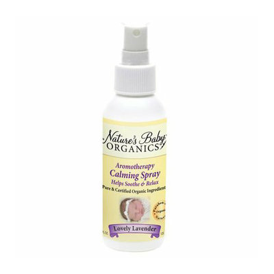 Nature's Baby Organics Aromatherapy Calming Spray (Lovely Lavender)-4