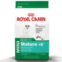 Royal CaninA MINI Mature +8 Dog Food