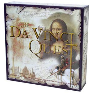 John N. Hansen The Da Vinci Quest Game Ages 12+, 1 ea