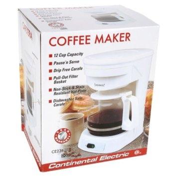 Proctor-Silex 12-Cup Auto Coffeemaker Model 43501
