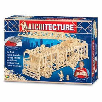 Bojeux Matchitecture Fire Truck Ages 14+