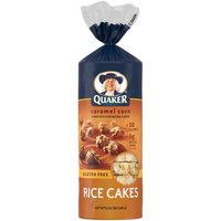 Quaker® Rice Cakes Caramel Corn