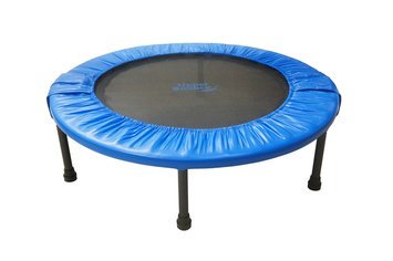 Upper Bounce Mini Foldable Rebounder Fitness Trampoline