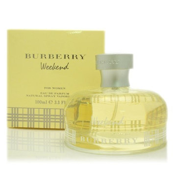Etailer360 Burberry Weekend by Burberry, 3.4 oz Eau De Parfum Spray, women. (Week end)