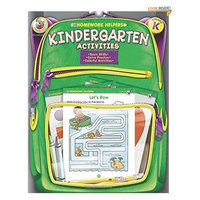 Kindergarten Activities Homework Helper