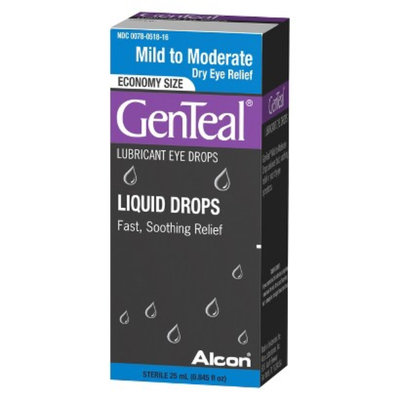 GenTeal Mild To Moderate Dry Eye Relief Lubricant Eye Drops - 0.85 oz