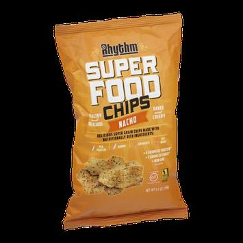 Rhythm Superfood Chips Nacho