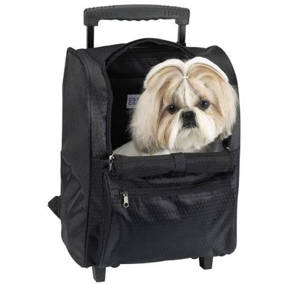 Casual Canine Deluxe Dog Backpack on Wheels