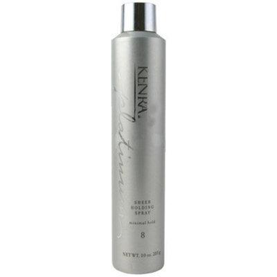 Kenra Platinum Sheer Holding Spray #8 10 oz For Working Spay