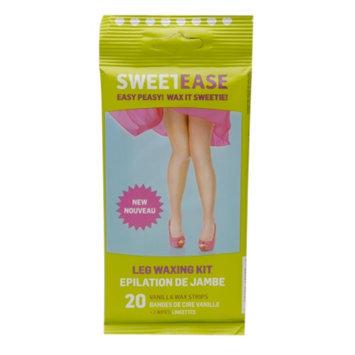 SweetEase Leg Waxing Kit Vanilla