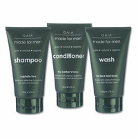 Gaia Skin Naturals - Made for Men Gaia Made for Men Face and Body Kit