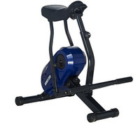 Sharper Image Black, Blue Rodeo Rider Core Trainer