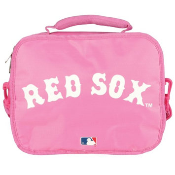 Boston Red Sox Pink Lunch Box Concept One Accessories