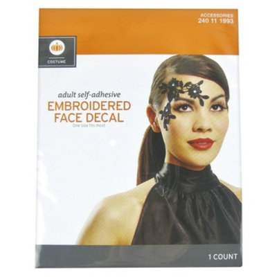 Made for Retail $4.00 Face Art - Lace Applique
