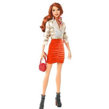 Mattel Barbie Stardoll by Barbie Bisou - Orange Doll