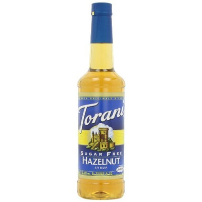 Torani Sugar-Free Syrup, Hazelnut, 25.4-Ounce Bottles (Pack of 3)