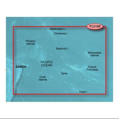Garmin Bluechart g2 - HPC019R (microSD/SD Card) Garmin Bluechart G2 - HPC019R - Polynesia