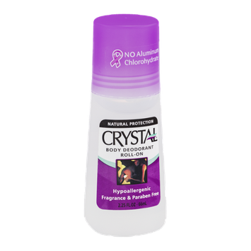Crystal Body Deodorant Roll-On