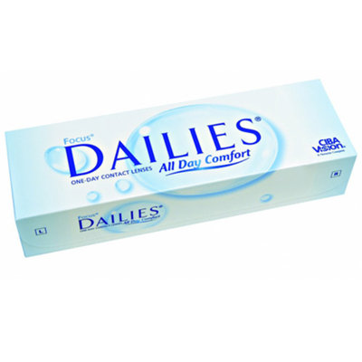 Dailies Focus Contact Lenses