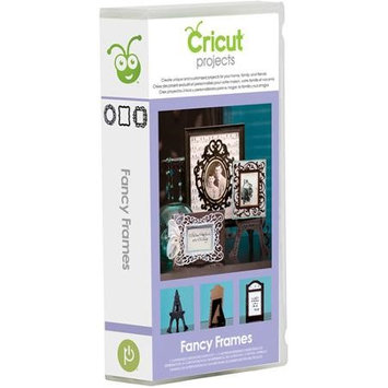 Provo Craft Cricut Fancy Frames Cartridge