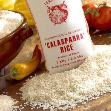 La Tienda Peregrino Brand Calasparra Paella Rice (2.2 lb/1 kilo - about 4.5 cups)