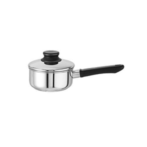 Kinetic Kitchen Basics 1 Quart Covered Sauce Pan