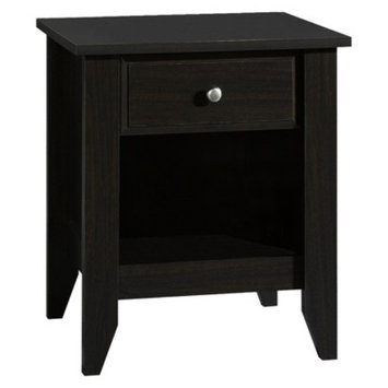 Childcraft by Sauder Shoal Creek Night Stand - Jamocha