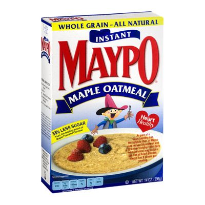 Maypo Maple Oatmeal Instant