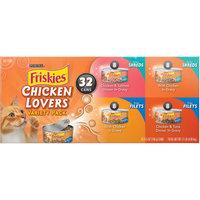 Friskies Chicken, 5.5 oz, 32 Count Variety Pack