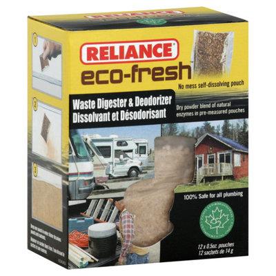 Reliance 341085 Eco Fresh Digestor and Deodorant