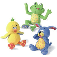 The First Years Animal Sounds Pal - Assortment Of 3