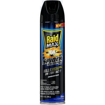 Raid Max Indoor/Outdoor Spider & Scorpion Killer